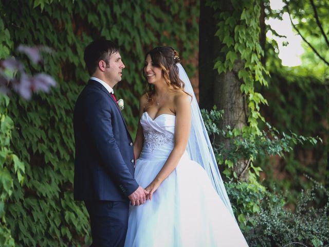 Il matrimonio di Erjon e Nadia a Salvirola, Cremona 30