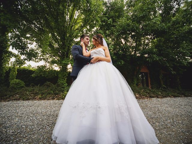 Il matrimonio di Erjon e Nadia a Salvirola, Cremona 31