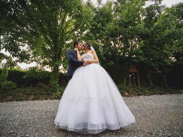 Il matrimonio di Erjon e Nadia a Salvirola, Cremona 32