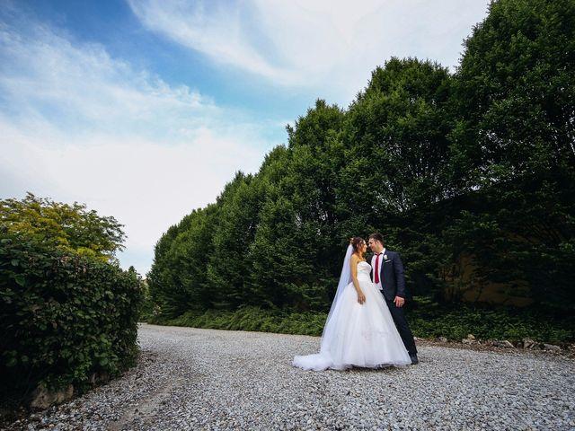 Il matrimonio di Erjon e Nadia a Salvirola, Cremona 33