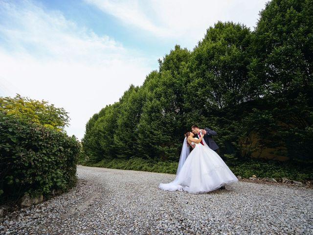 Il matrimonio di Erjon e Nadia a Salvirola, Cremona 34
