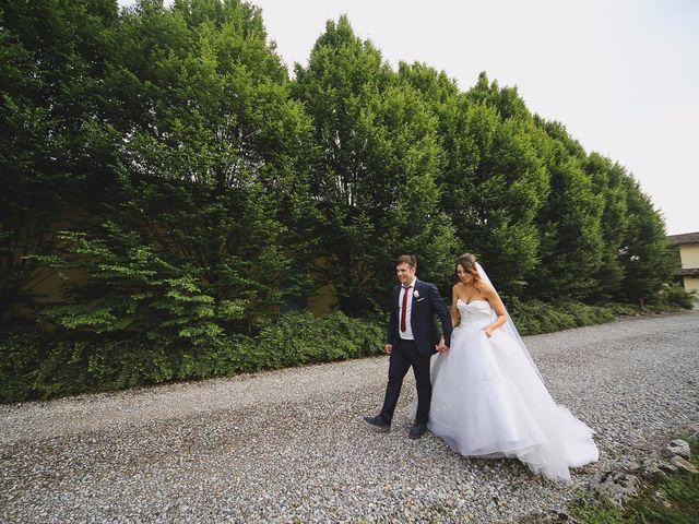 Il matrimonio di Erjon e Nadia a Salvirola, Cremona 37