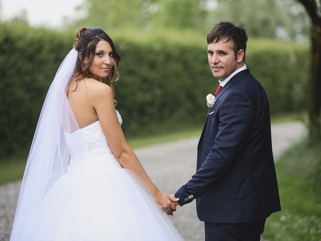 Il matrimonio di Erjon e Nadia a Salvirola, Cremona 38