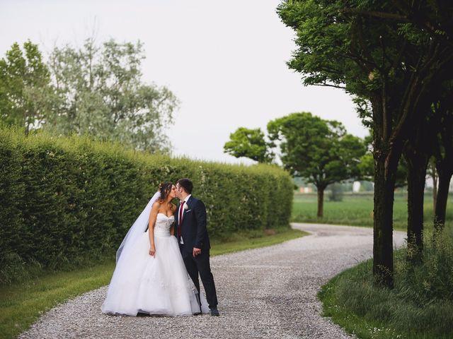Il matrimonio di Erjon e Nadia a Salvirola, Cremona 41