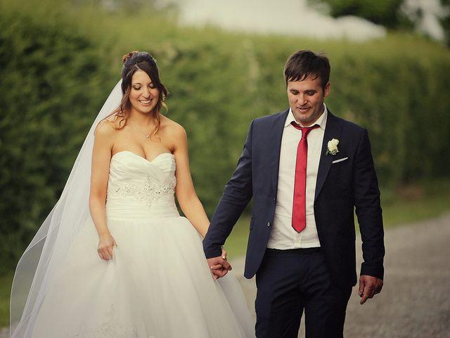Il matrimonio di Erjon e Nadia a Salvirola, Cremona 43