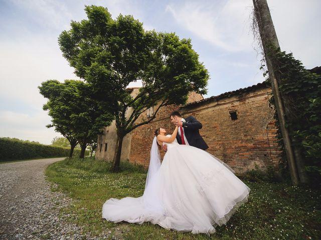 Il matrimonio di Erjon e Nadia a Salvirola, Cremona 45