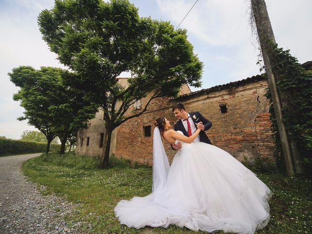 Il matrimonio di Erjon e Nadia a Salvirola, Cremona 46