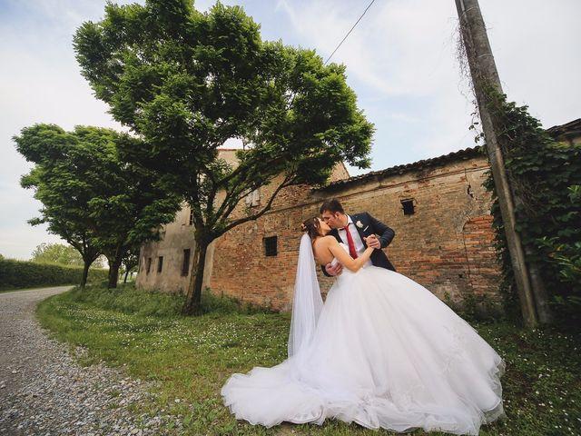 Il matrimonio di Erjon e Nadia a Salvirola, Cremona 47