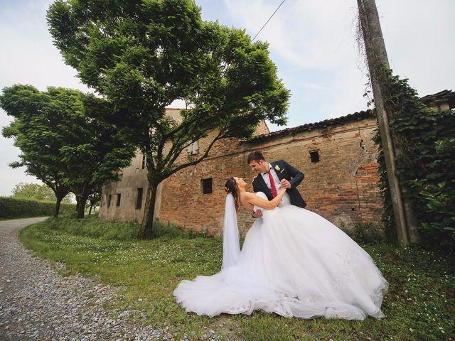 Il matrimonio di Erjon e Nadia a Salvirola, Cremona 48
