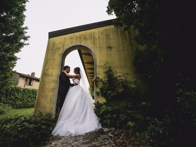 Il matrimonio di Erjon e Nadia a Salvirola, Cremona 50
