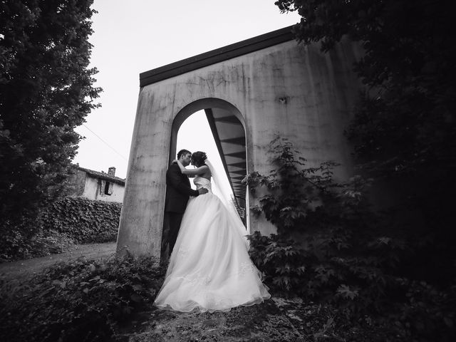 Il matrimonio di Erjon e Nadia a Salvirola, Cremona 52