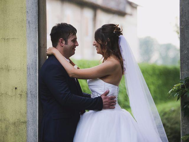 Il matrimonio di Erjon e Nadia a Salvirola, Cremona 53