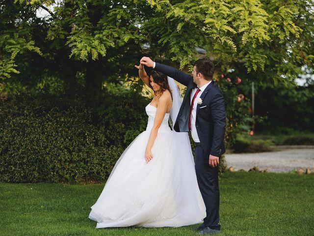 Il matrimonio di Erjon e Nadia a Salvirola, Cremona 55