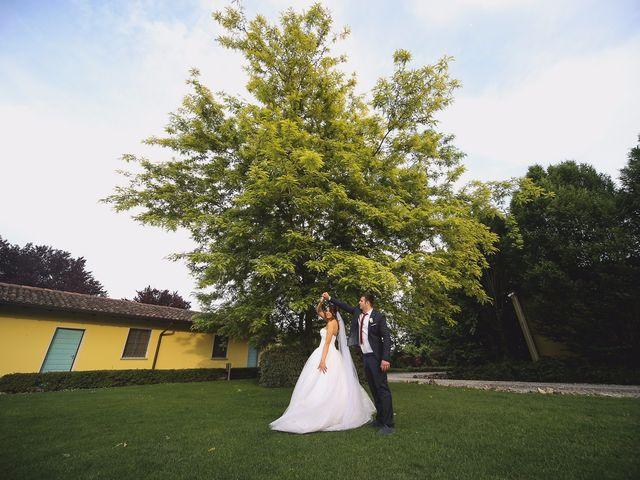 Il matrimonio di Erjon e Nadia a Salvirola, Cremona 58