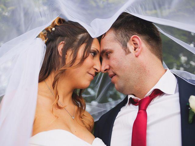 Il matrimonio di Erjon e Nadia a Salvirola, Cremona 63