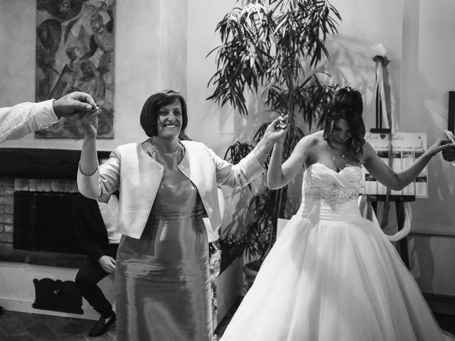 Il matrimonio di Erjon e Nadia a Salvirola, Cremona 73