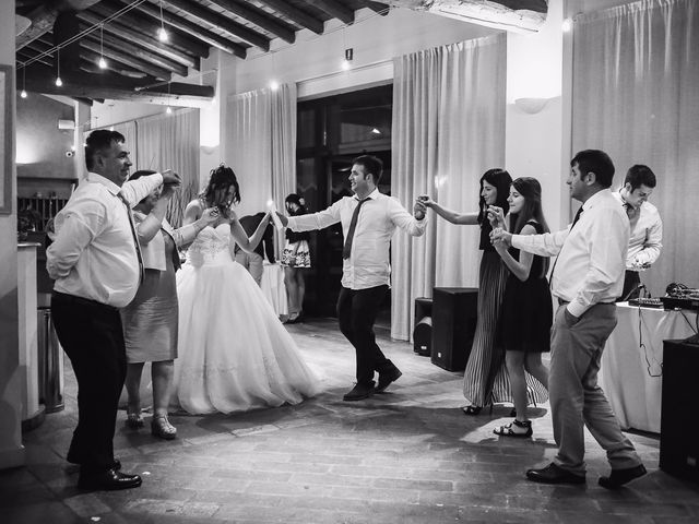 Il matrimonio di Erjon e Nadia a Salvirola, Cremona 77