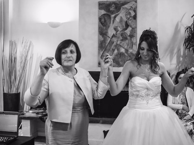 Il matrimonio di Erjon e Nadia a Salvirola, Cremona 81