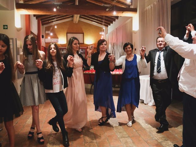 Il matrimonio di Erjon e Nadia a Salvirola, Cremona 88