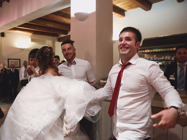 Il matrimonio di Erjon e Nadia a Salvirola, Cremona 91