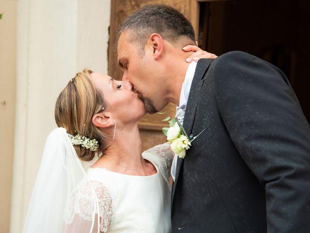 Il matrimonio di Alessandro e Debora a Carbonara di Po, Mantova 7