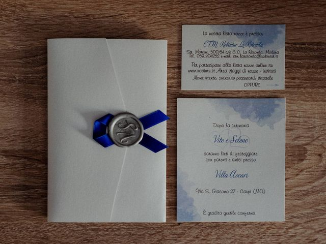Il matrimonio di Vito e Selene a Modena, Modena 5
