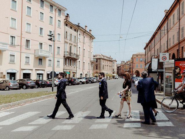 Il matrimonio di Vito e Selene a Modena, Modena 30