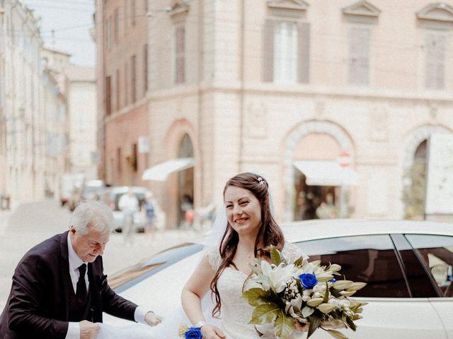Il matrimonio di Vito e Selene a Modena, Modena 37