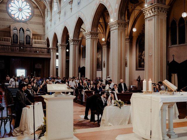 Il matrimonio di Vito e Selene a Modena, Modena 41