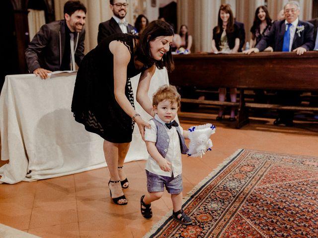 Il matrimonio di Vito e Selene a Modena, Modena 45