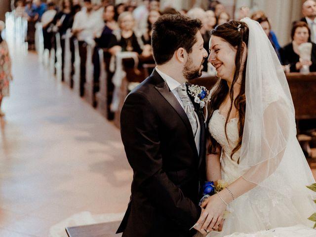 Il matrimonio di Vito e Selene a Modena, Modena 49