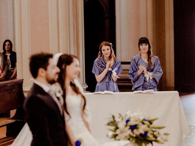 Il matrimonio di Vito e Selene a Modena, Modena 50