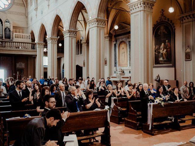 Il matrimonio di Vito e Selene a Modena, Modena 51