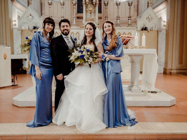 Il matrimonio di Vito e Selene a Modena, Modena 53