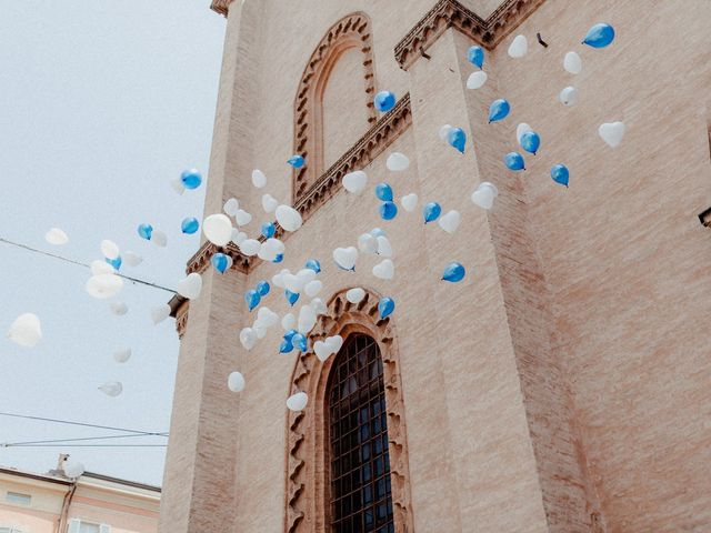 Il matrimonio di Vito e Selene a Modena, Modena 59