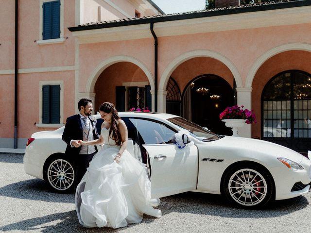 Il matrimonio di Vito e Selene a Modena, Modena 81