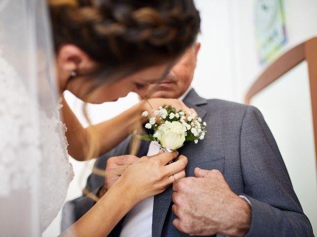Il matrimonio di Alberto e Marta a Trebaseleghe, Padova 31