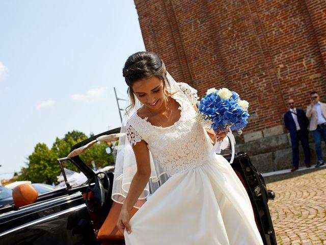 Il matrimonio di Alberto e Marta a Trebaseleghe, Padova 34
