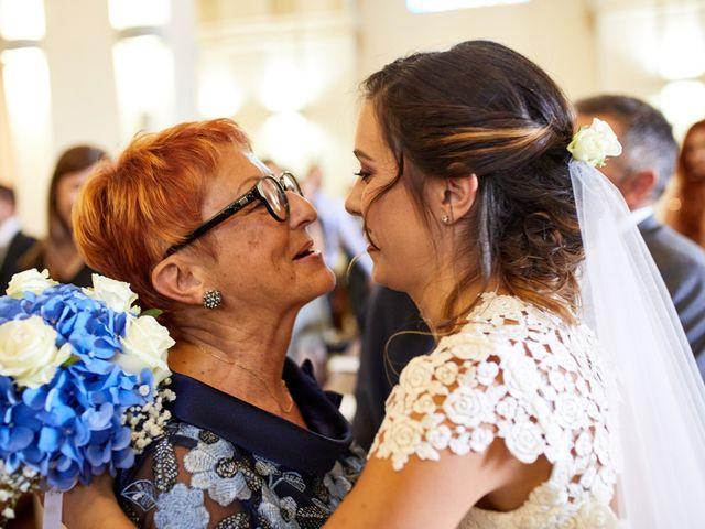 Il matrimonio di Alberto e Marta a Trebaseleghe, Padova 35
