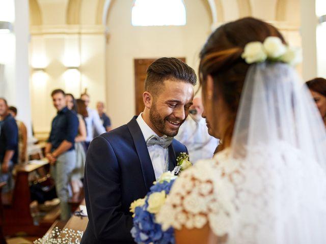 Il matrimonio di Alberto e Marta a Trebaseleghe, Padova 36