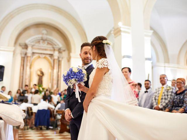 Il matrimonio di Alberto e Marta a Trebaseleghe, Padova 37