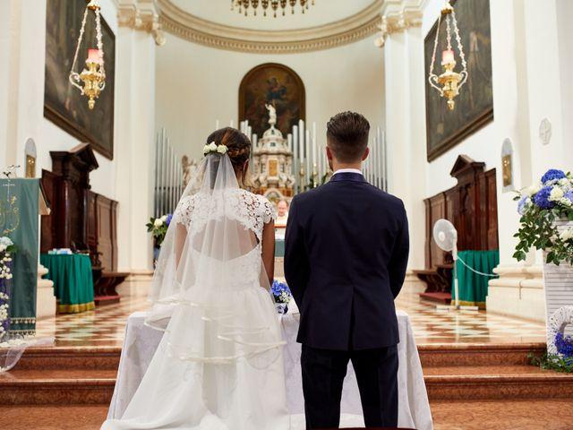 Il matrimonio di Alberto e Marta a Trebaseleghe, Padova 39
