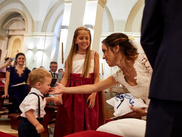 Il matrimonio di Alberto e Marta a Trebaseleghe, Padova 40