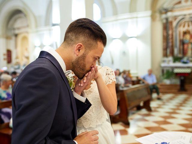 Il matrimonio di Alberto e Marta a Trebaseleghe, Padova 42