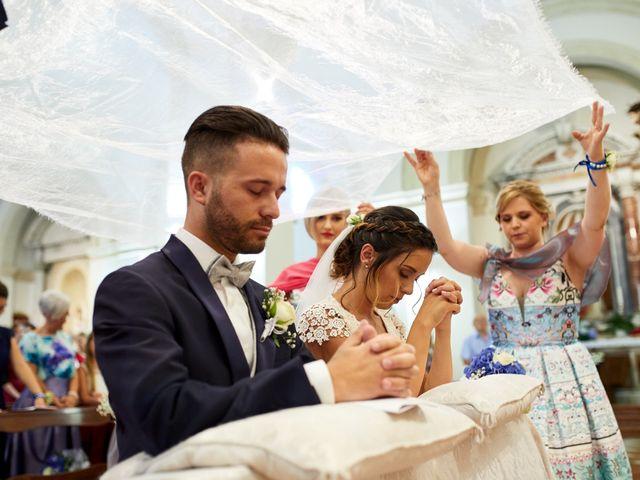 Il matrimonio di Alberto e Marta a Trebaseleghe, Padova 44