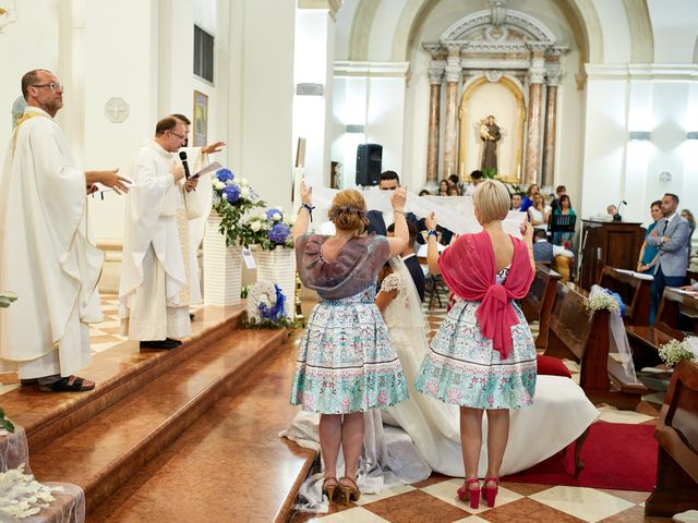 Il matrimonio di Alberto e Marta a Trebaseleghe, Padova 46
