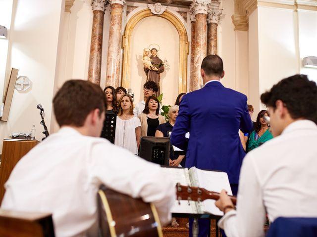 Il matrimonio di Alberto e Marta a Trebaseleghe, Padova 47