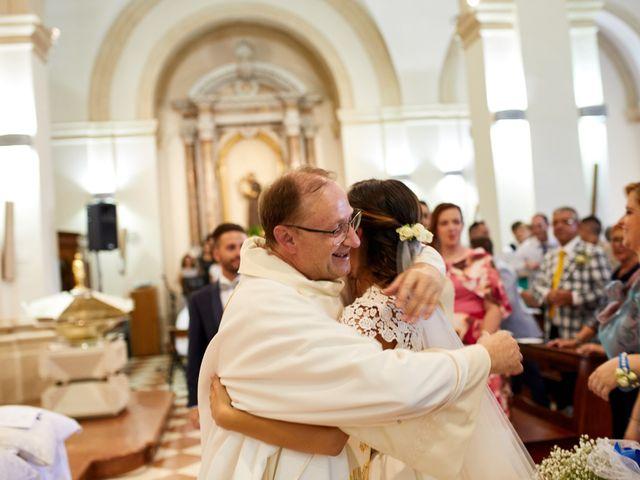 Il matrimonio di Alberto e Marta a Trebaseleghe, Padova 48