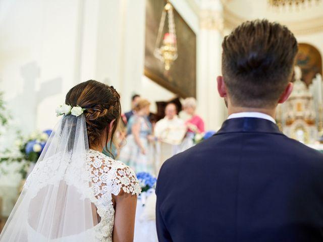 Il matrimonio di Alberto e Marta a Trebaseleghe, Padova 51