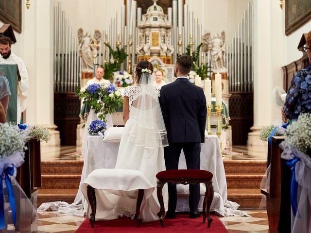 Il matrimonio di Alberto e Marta a Trebaseleghe, Padova 53